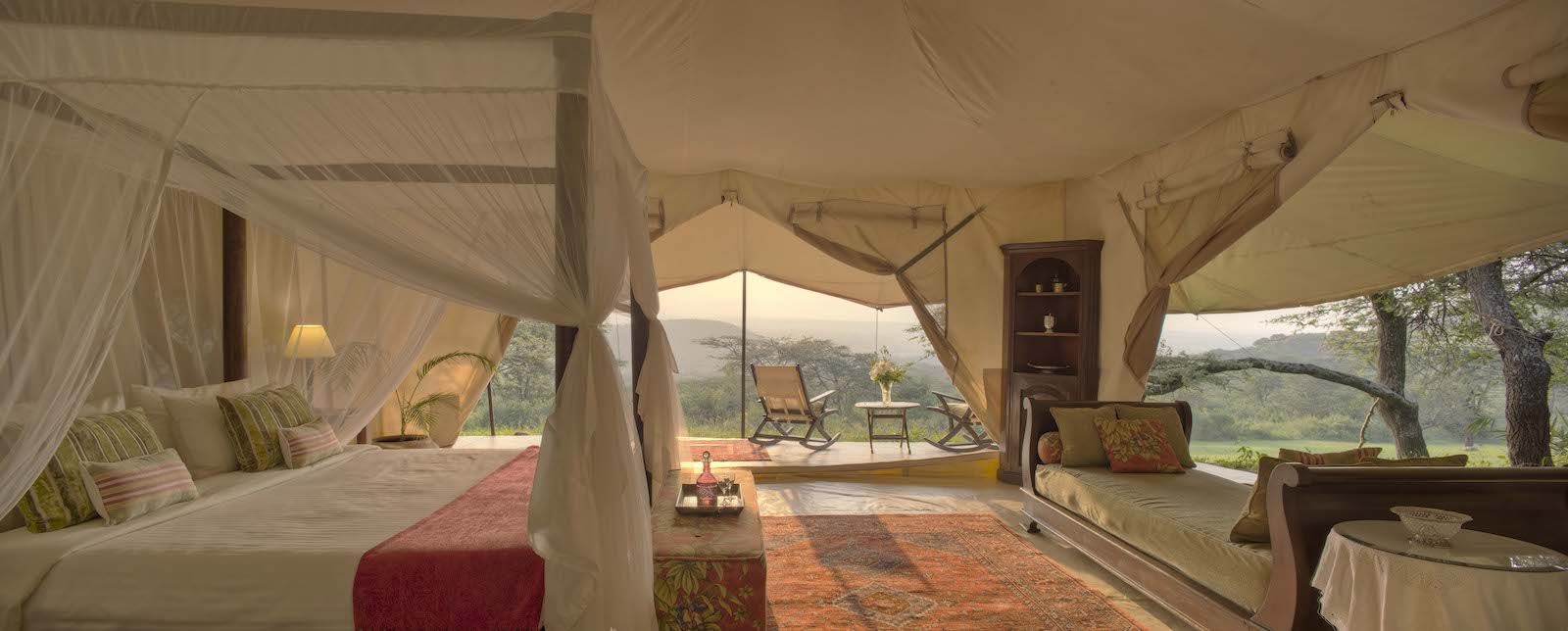 Standard Tent Cottars Safari Camp