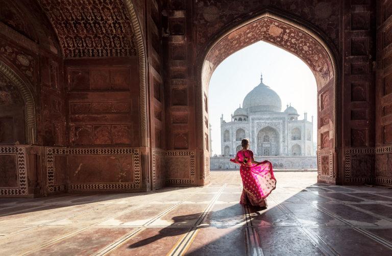 Golden Era of India Adobe Stock