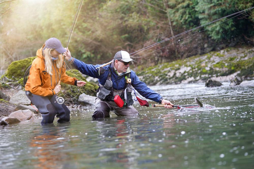 Adobe Stock Fly Fishing