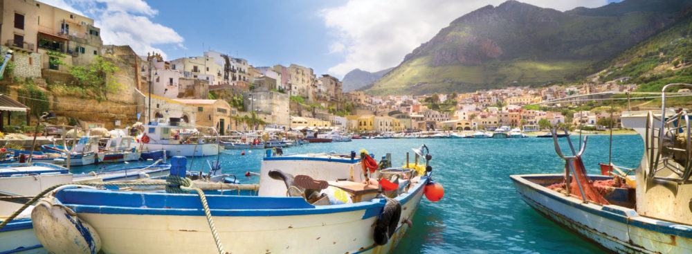Splendid Sicily Collette Tours